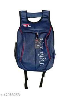 Fancy bag pack causual bagpack fit for girls & boys both have an good material  also used as a tiffin box college bag and tution bag