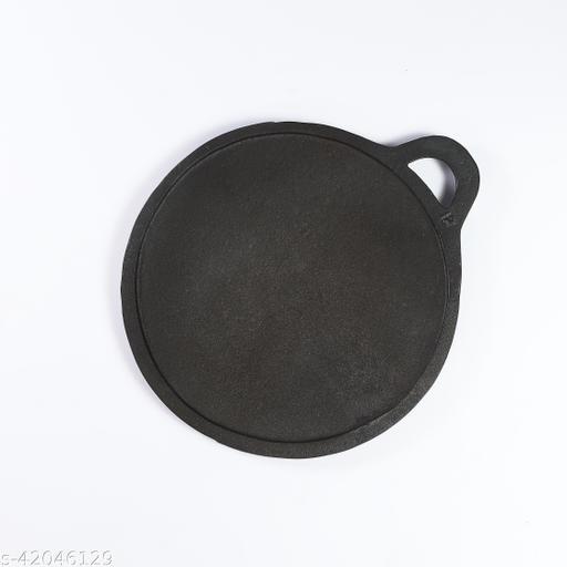 FeRUS Tawa 22.86 cm diameter (Cast Iron, Non-stick, Induction Bottom)