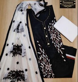 Beautiful Suit With Dupatta