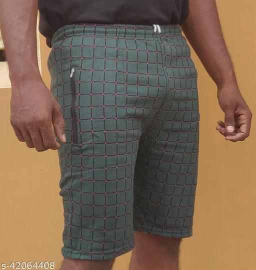 Fancy Men Active Shorts