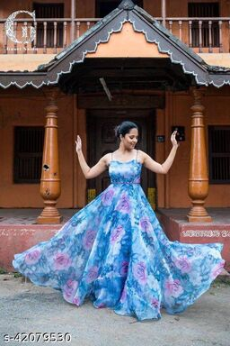 Aagyeyi Attractive Gowns