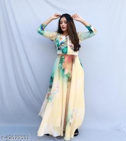Aakarsha Drishya Gowns