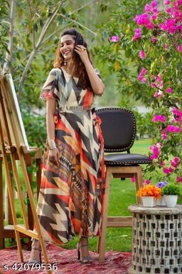 Aagam Attractive Gowns