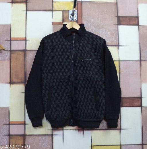 Flawsome Comfy Boys Jackets & Coats