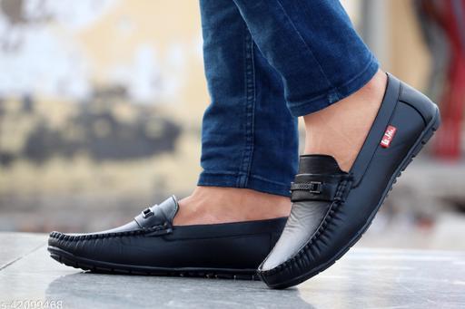 BENTTOES Designer Loafers For Mens