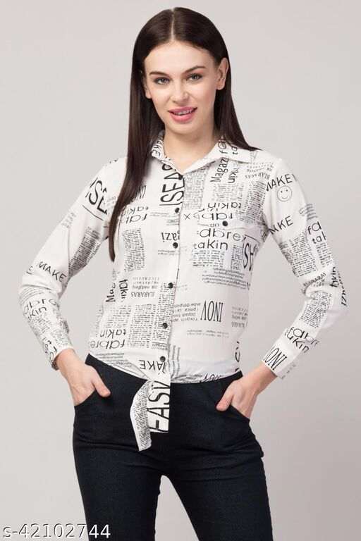 Trendy Fabulous Women Shirts
