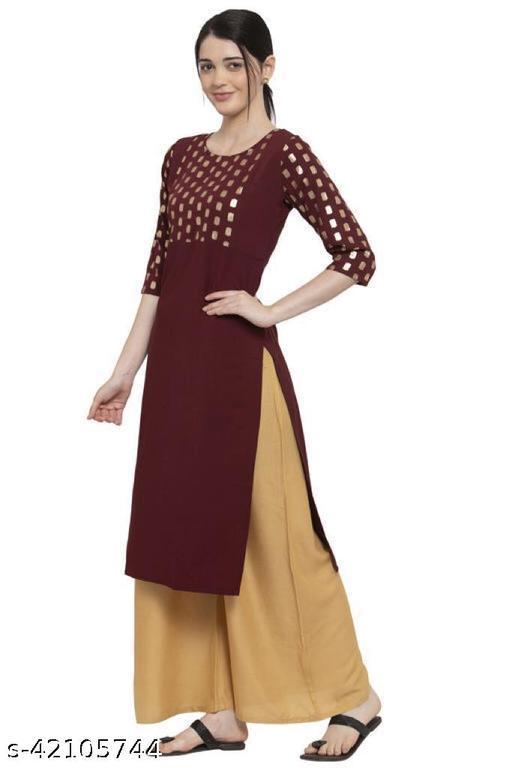 Trendy Fabulous Women kurti