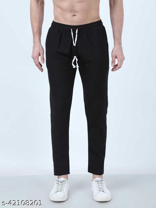 Casual Fashionista Men Trousers
