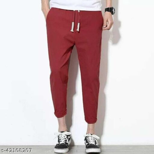 Designer Trendy Men Trousers