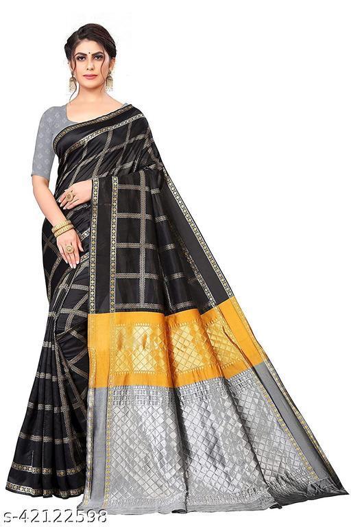 Kashvi Pretty Silk Sarees