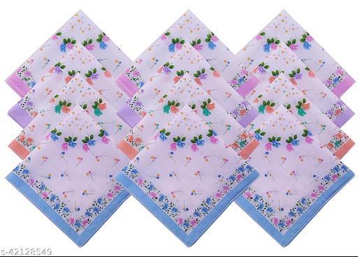Colorful Women Handkerchiefs