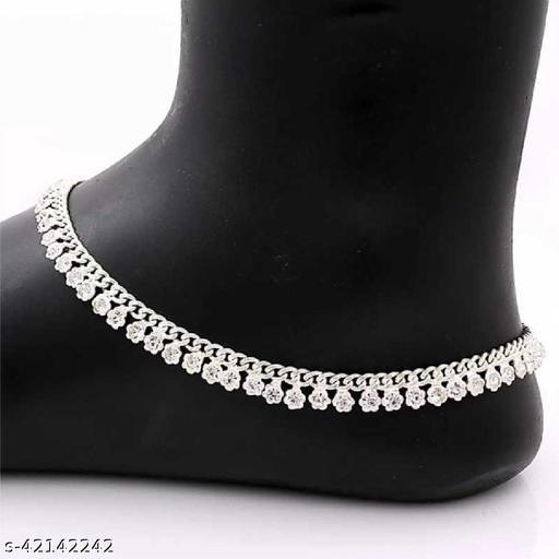 Elite Chunky Women Anklets & Toe Rings
