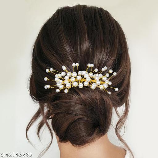 Shetu Women's Hair Brooch Comb