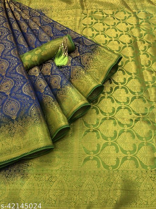Sensational kanjivaram Silk Sarees Vol 11