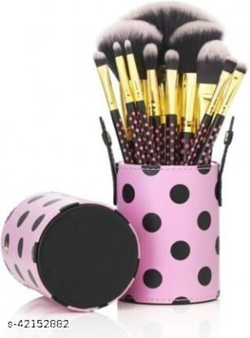 Selection House Premium Quality Professional Makeup Brush Set for Women