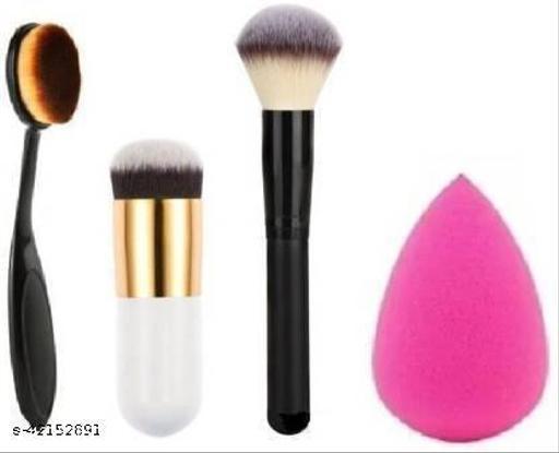 Selection House Professional Premium Quality Make up Brush Combo