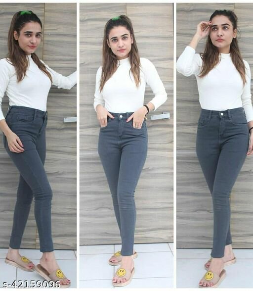 Urbane Fashionista Women Jeans