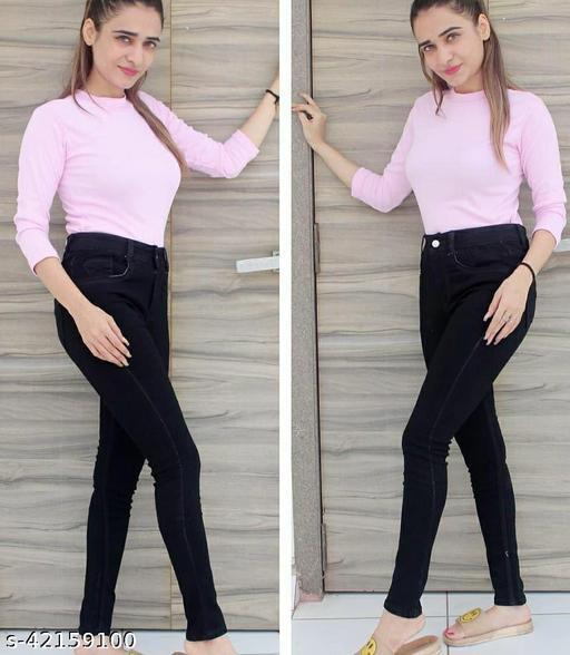 Pretty Modern Women Jeans
