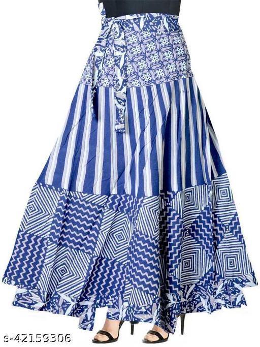 Elegant Feminine Women Western Skirts