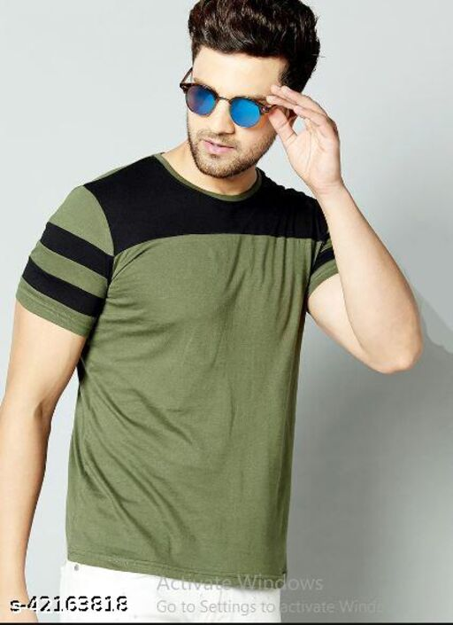 Urbane Elegant Men Tshirts