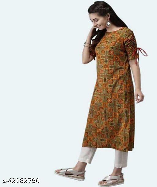 Aagam Petite Women Kurta Sets