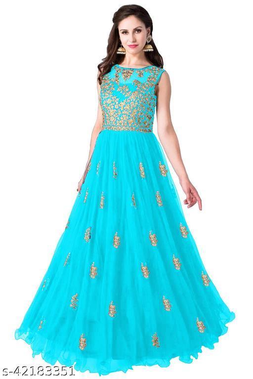 Pretty Fashionable Women Gown