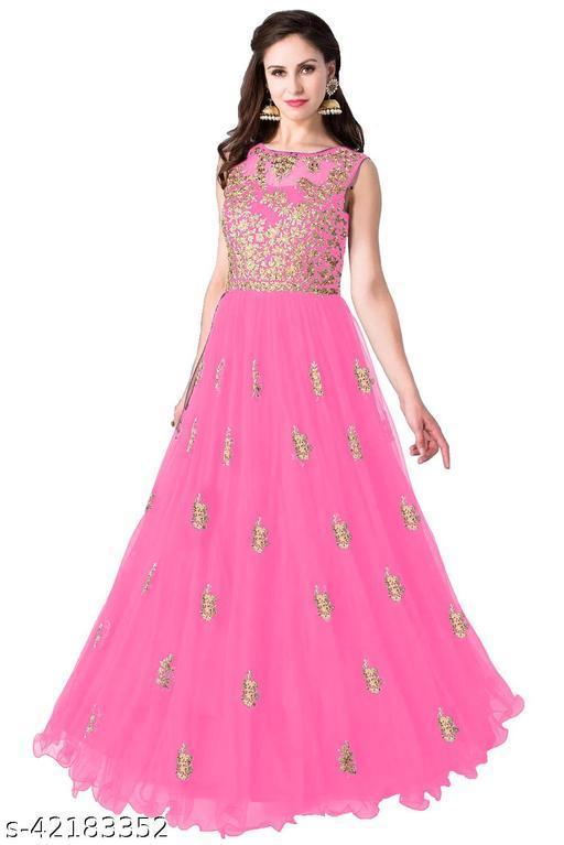 Urbane Ravishing Women Gown