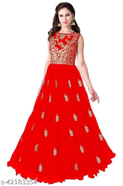 Stylish Partywear Women Gown