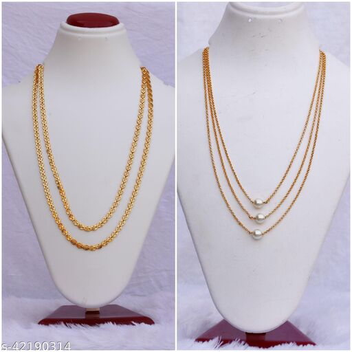 Princess Elegant Necklace & Chains