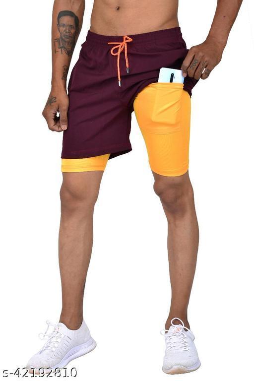 ELLITI Gym, Yoga & All Other Spotrs Shorts