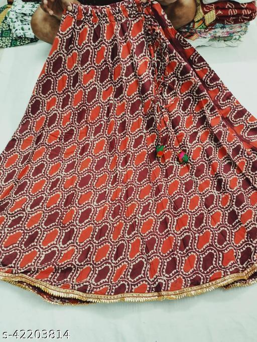 Kashvi Pretty Women Ethnic Skirts