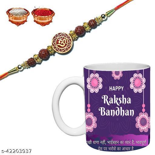 Twinkling Glittering Rakhi