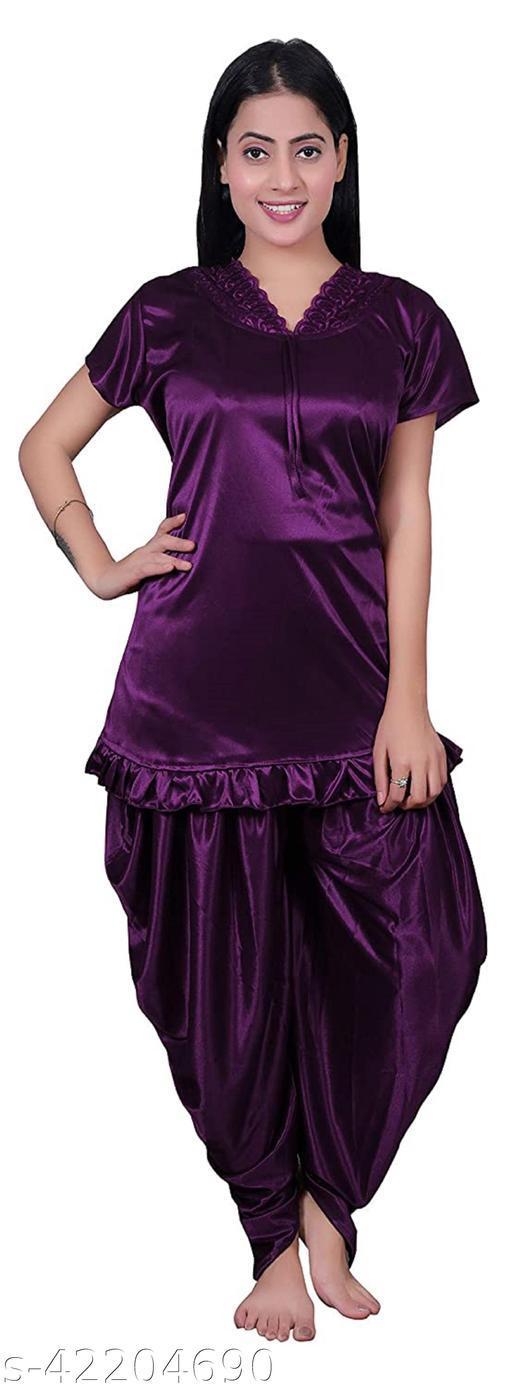 Siya Fashionable Women Nightsuits