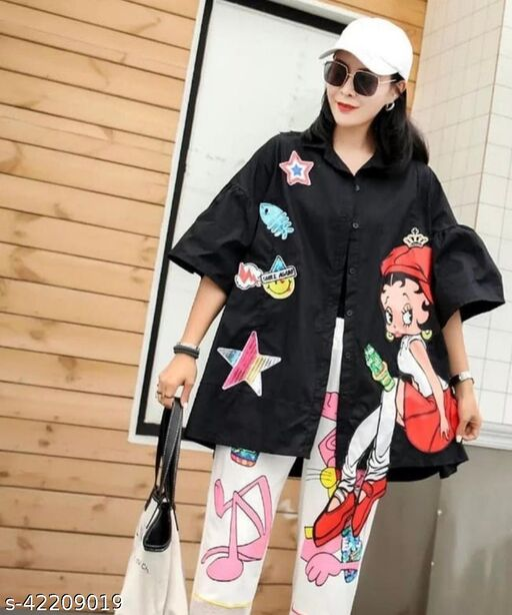 Urbane Modern Women shirts