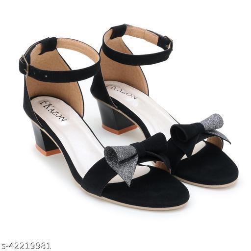Woman Stylish Trending Fancy Flatform Heel Fashion Sandal