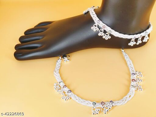 Elite Fancy Women Anklets & Toe Rings