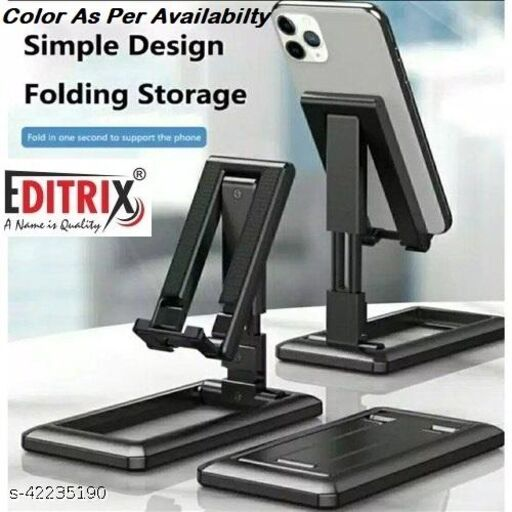 Editrix Foldable Mobile Stand