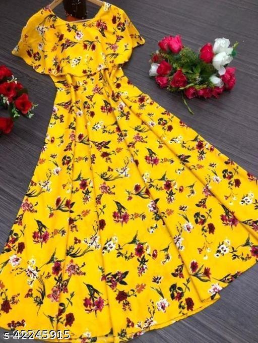 Alisha Voguish Dresses