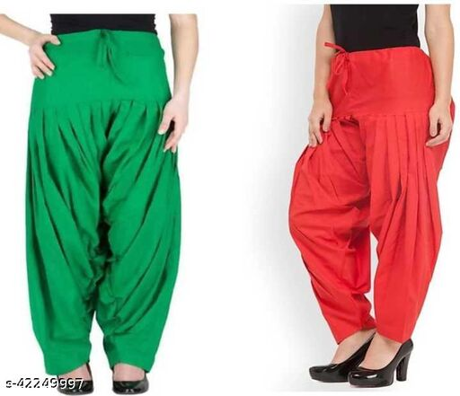 Attractive Patiala Combo pack for Women