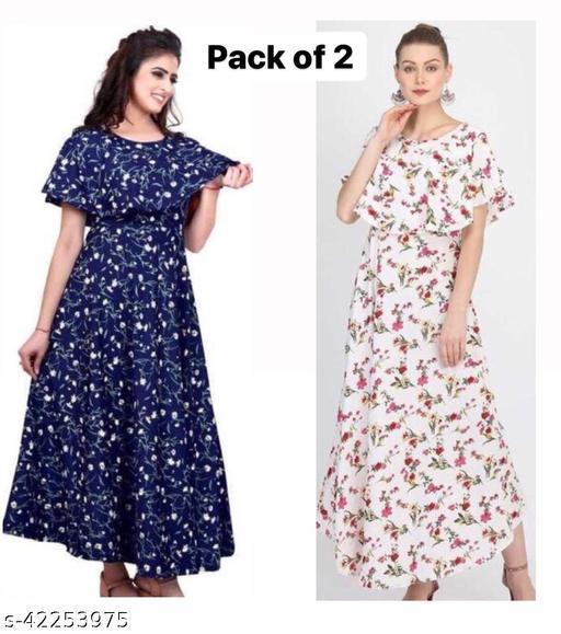 Aagyeyi Fashionable Dresses