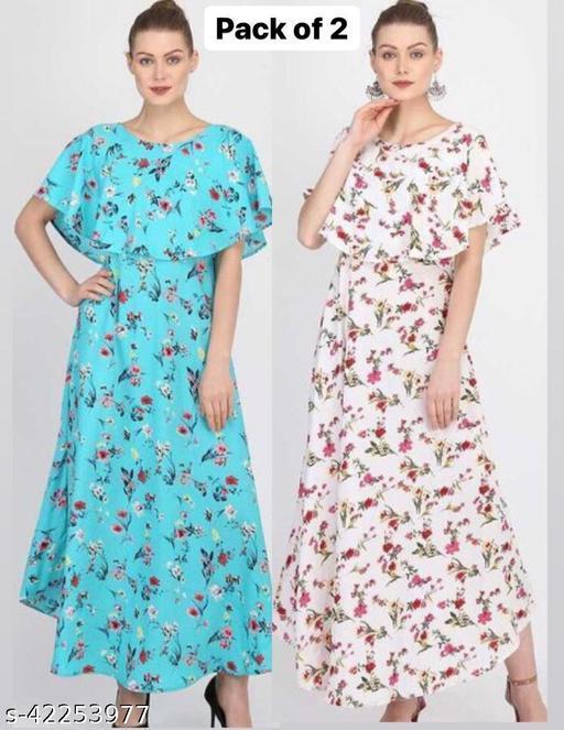 Trendy Ensemble Dresses