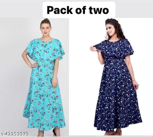 Adrika Fashionable Dresses