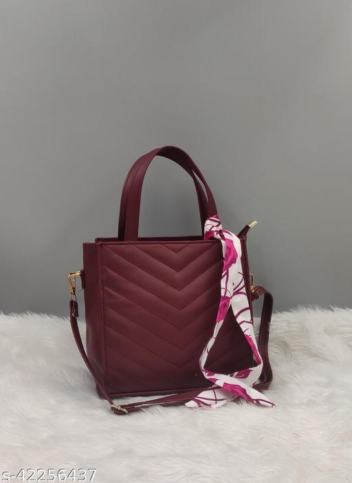 Tie slingbags