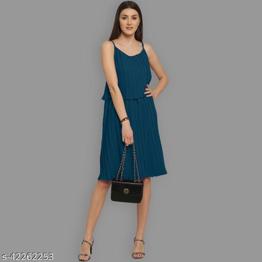 Comfy Feminine Women Dresses