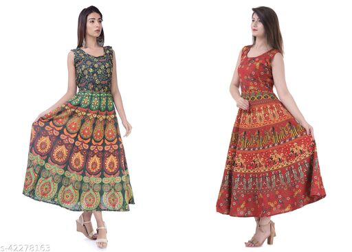 Aagam Refined Dresses