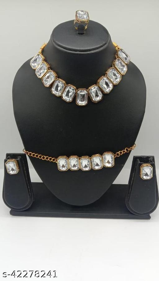 Shimmering Glittering Jewellery Sets