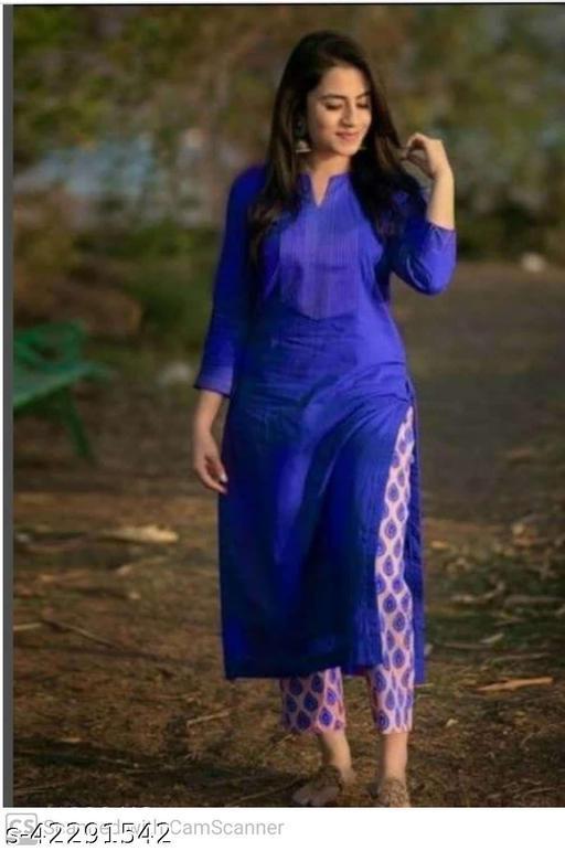 Charvi Attractive Women Kurta Sets