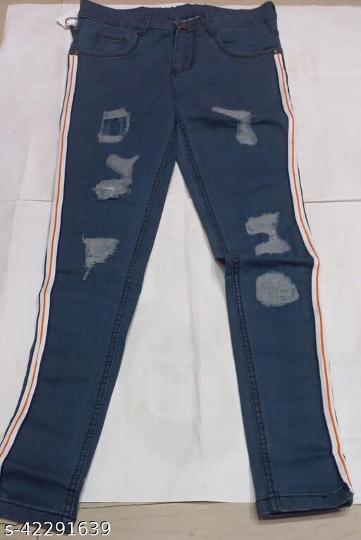 Stylish Retro Women Jeans