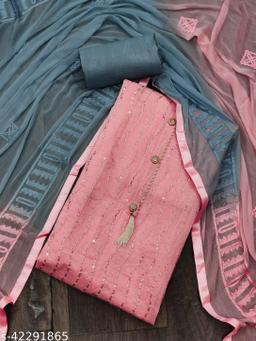 Charvi Fabulous Salwar Suits & Dress Materials
