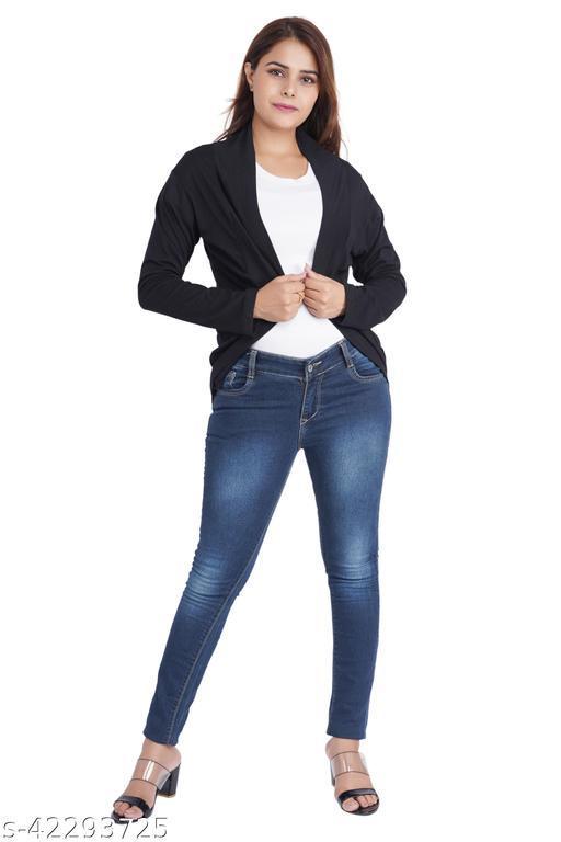 Trendy Glamorous Women Capes, Shrugs & Ponchos